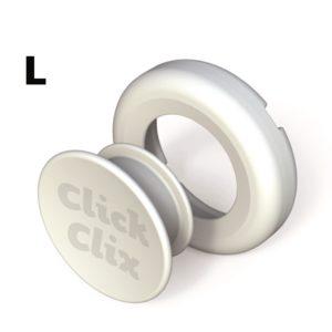 ClickClix L Blanco