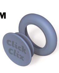 ClickClix M azul