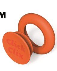 ClickClix M naranja
