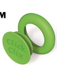ClickClix M verde