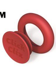 ClickClix M rojo